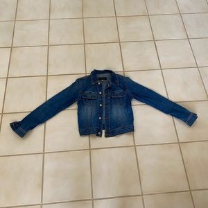Juicy Couture denim jacket size Large
